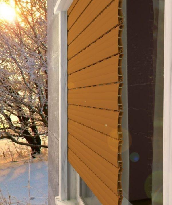 sole tapparella in pvc rinforzata con fibra di vetro